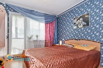 Ремонт спальни под ключ 12 кв.м.