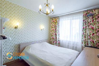 Ремонт спальни под ключ 15 кв.м.