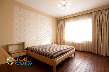 Ремонт спальни под ключ 20 кв.м.