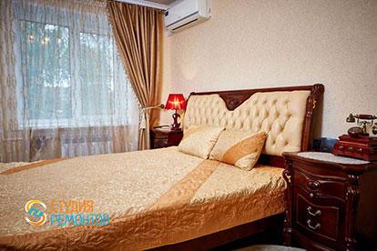 Капитальный ремонт спальни в хрущевке 10 кв.м.