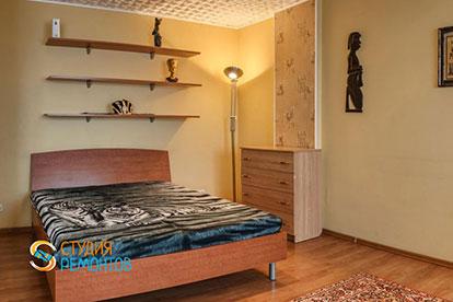 Ремонт спальни в хрущевке под ключ 12 кв.м.