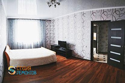 Ремонт спальни в хрущевке под ключ 15 кв.м.