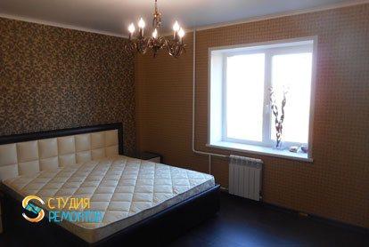 Капитальный ремонт спальни 12 кв.м. фото 1