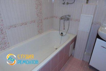 Ремонт ванной комнаты под ключ 6 кв.м.