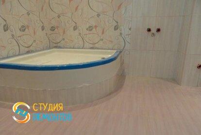 Ремонт ванной под ключ 6 кв.м.