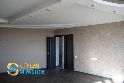 Евроремонт зала 12 кв.м.