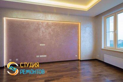 Евроремонт зала 14 кв.м.
