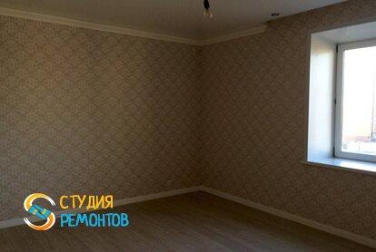 Капитальный ремонт зала 11 кв.м.