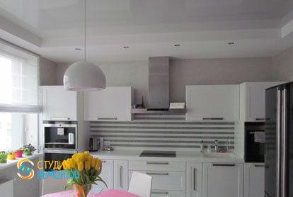 Евроремонт кухни в трехкомнатной новостройке 71,5 кв.м.