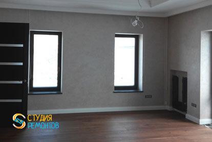 Косметический ремонт спальни в новостройке 60,5 кв.м. фото 1