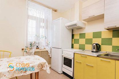 Капремонт кухни однокомнатной квартиры 20 метров в Одинцово