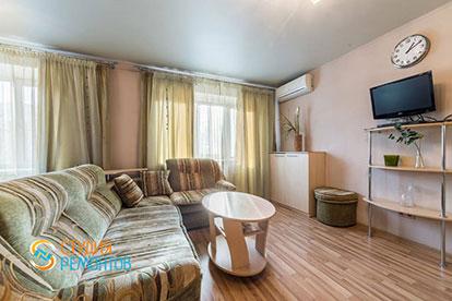 Косметический ремонт гостиной со спальней квартиры-студии 27,3 кв.м в Одинцово фото-1