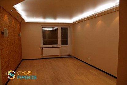 Косметический ремонт спальни 17 м2