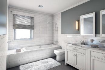 5 идей для ванной комнаты