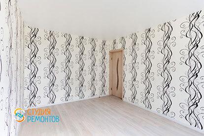 Косметический ремонт комната 21 м2