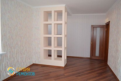 Капитальный ремонт спальни 21 м2 фото1