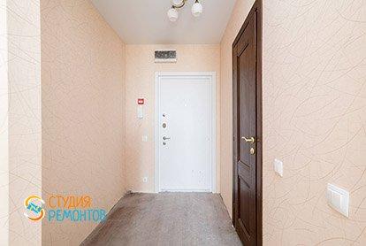 Капитальный ремонт прихожей в студии 26 кв.м.