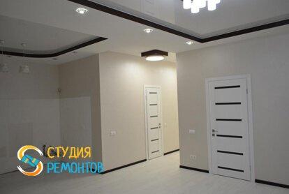 Евроремонт кухни в квартире-студии 27,2 кв.м.