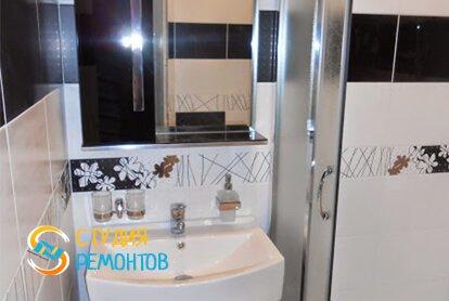 Капитальный ремонт санузла в квартире-студии 25 кв.м. фото 1