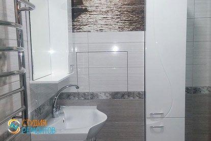 Капитальный ремонт ванной 4 м2 - 97 940 рублей