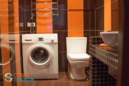 Косметический ремонт туалета 3 м 2